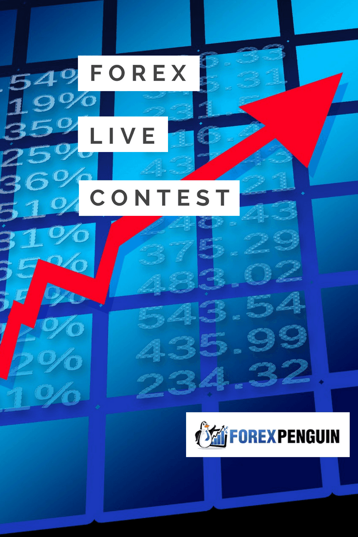Forex live contest