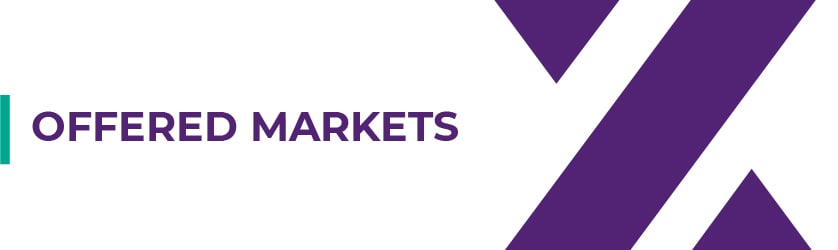Offered Markets Axiory