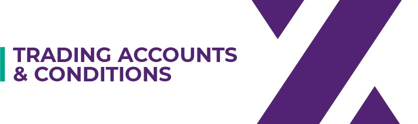 Trading Accounts & Conditions Axiory
