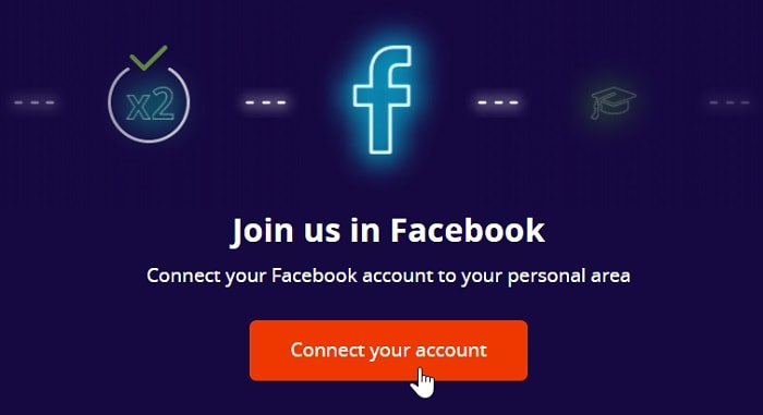 FBS Connect To Facebook